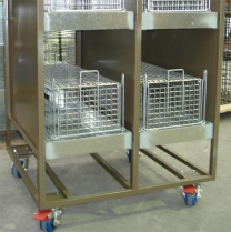 Trap Holding Trolley
